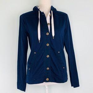 LRL Ralph Lauren Navy Blue Jacket Sz M
